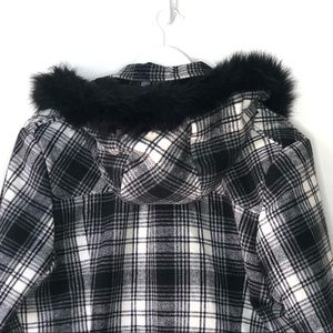 attention Jackets & Coats - Attention. Flannel double breasted coat. Size XL